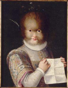Ritratto di Antonietta Gonsalvus