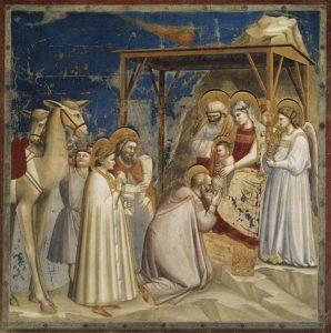 Adorazione dei Magi (Giotto, 1426)