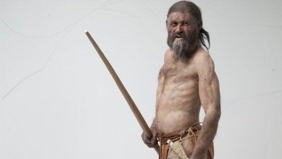 Oetzi, la mummia di Similaun