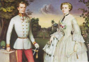 Sissi e Franz (1854)