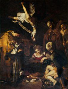 Natività, Caravaggio