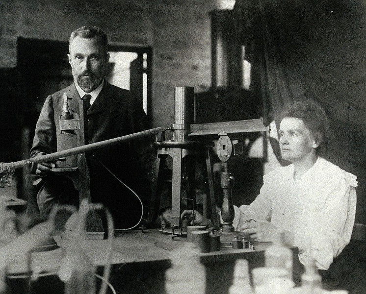 Marie Curie, la prima donna a vincere il premio Nobel