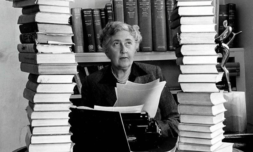 Agatha Christie, la scrittrice che sparì per dieci giorni