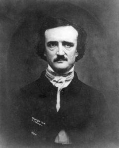 Edgar Allan Poe nel 1848