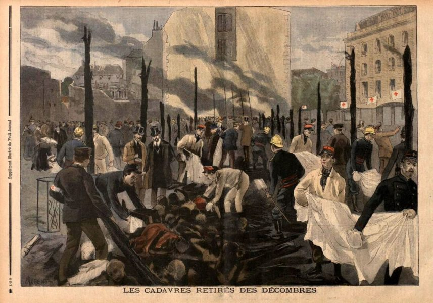 Il Bazar de la Charité e il sogno infranto della Belle Époque