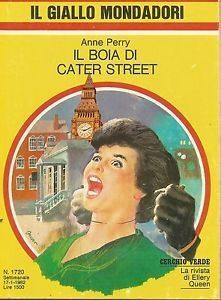 Il Boia di Cater Street