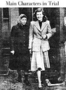 Juliet Hulme e Pauline Parker