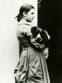 Beatrix Potter a 15 anni