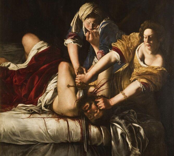 Artemisia Gentileschi, quando l'arte riscatta la sofferenza