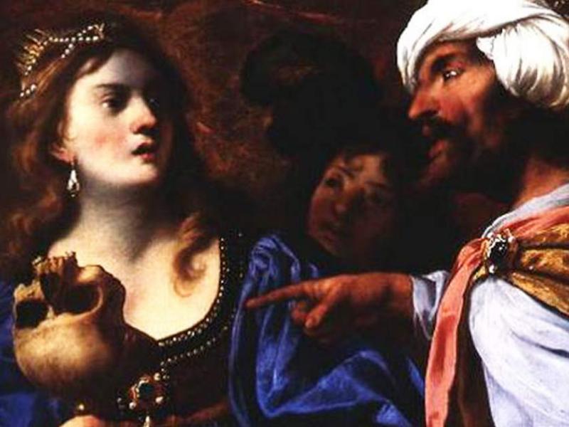 Rosmunda, che bevve al calice della vendetta