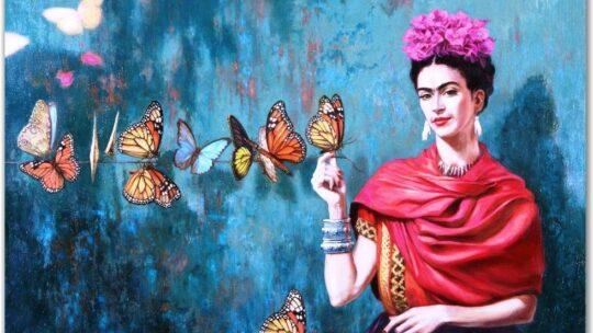 Frida Kahlo, una vita nella burrasca