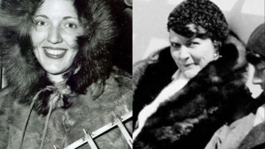 Caroline Mikkelsen e Ingrid Christensen, le pioniere dell'Antartide
