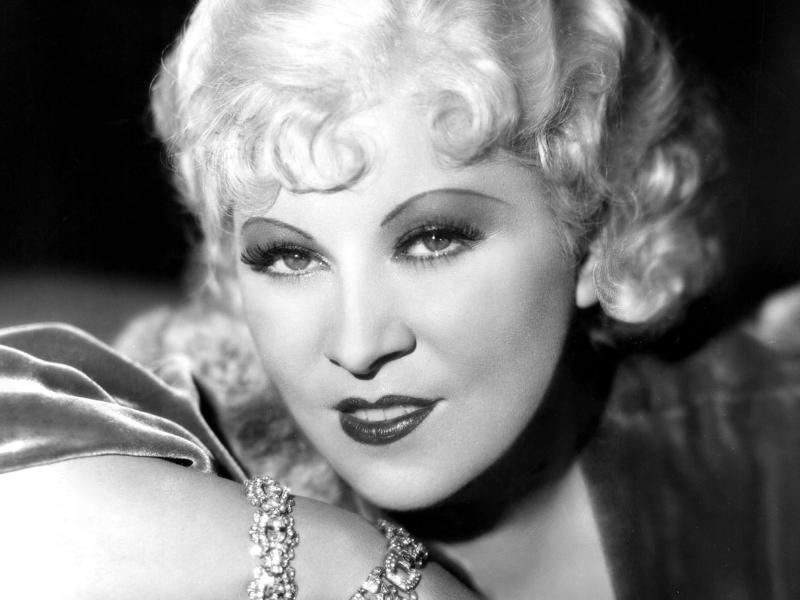 Mae West, la prima sex symbol di Hollywood