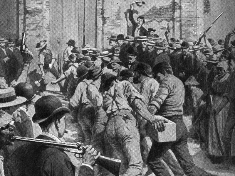 New Orleans, 14 marzo 1891: Il linciaggio degli italiani