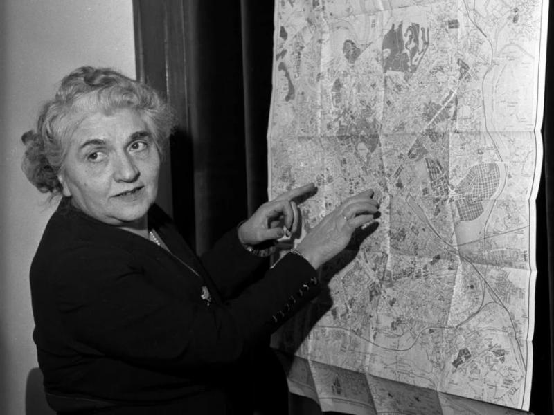Lina Merlin, la prima senatrice della Repubblica Italiana