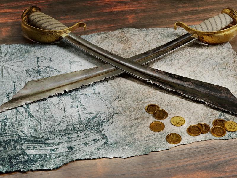 Charlotte de Berry, la piratessa tra verità e leggenda