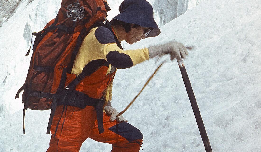 Junko Tabei, la conquistatrice dell'Everest