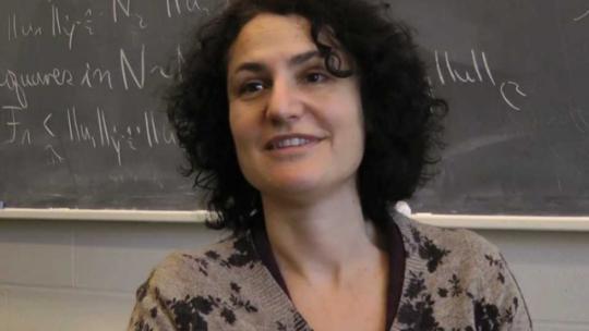 Gigliola Staffilani, il genio matematico che viene dall'Abruzzo