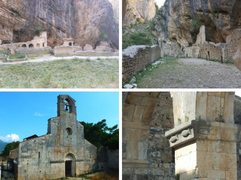 Le antiche chiese d'Abruzzo