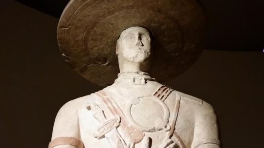 Il guerriero di Capestrano, il re di pietra che ha attraversato il tempo