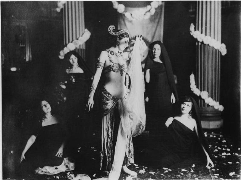 I sette veli di Mata Hari